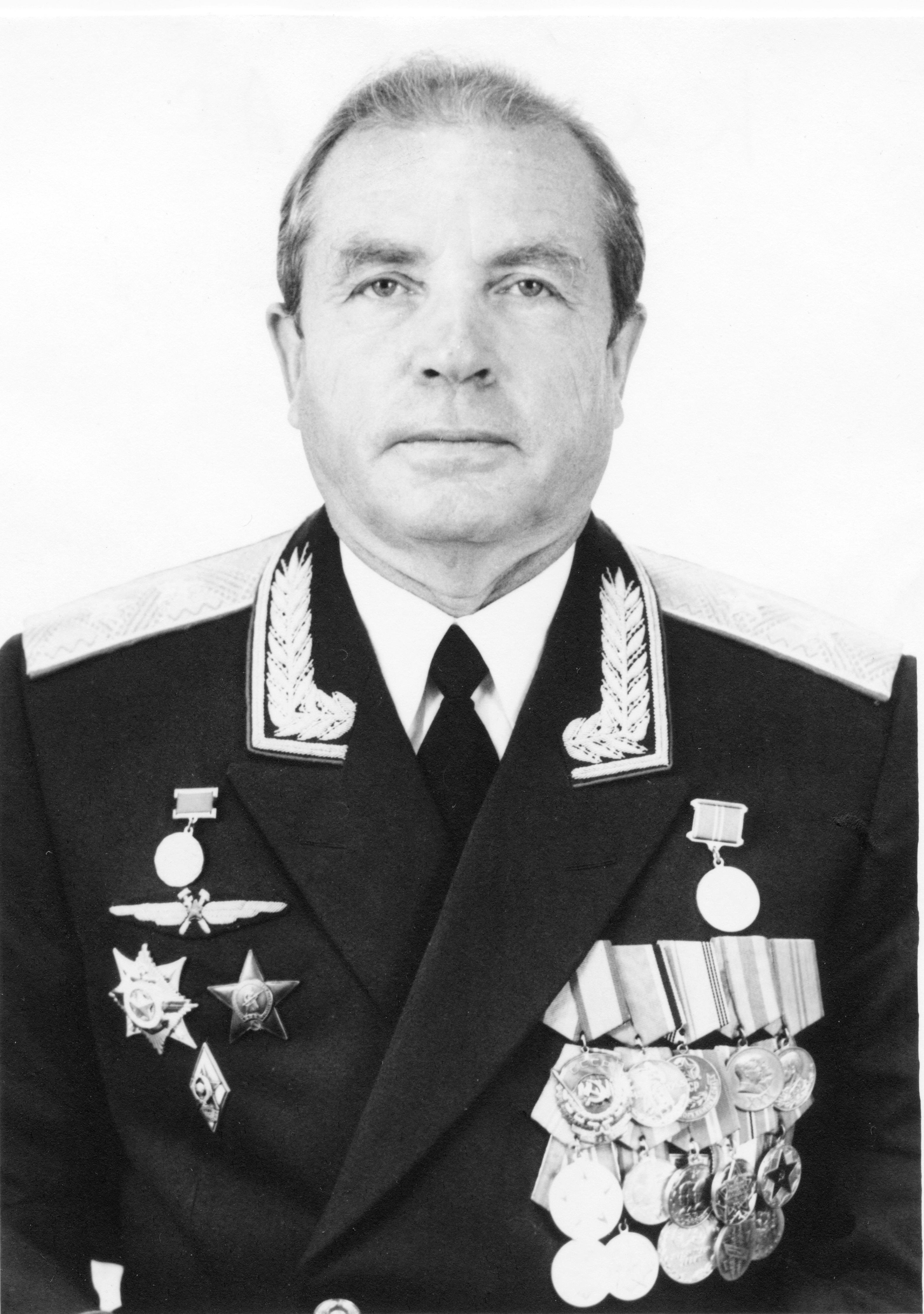 Генерал-лейтенант Клягин А.С.