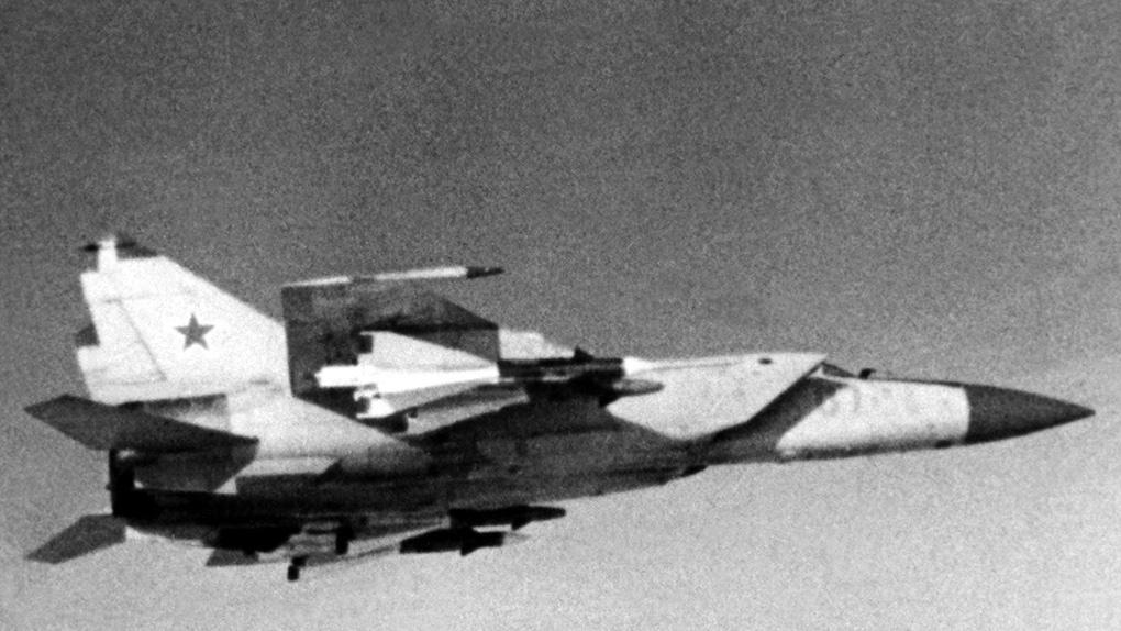 МиГ-25.