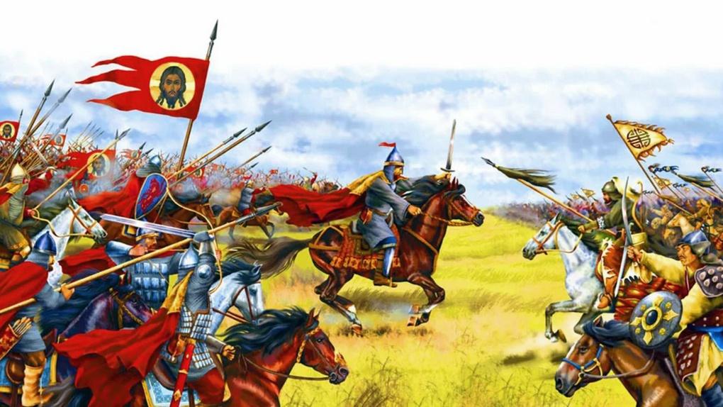 Битва на реке Салнице.